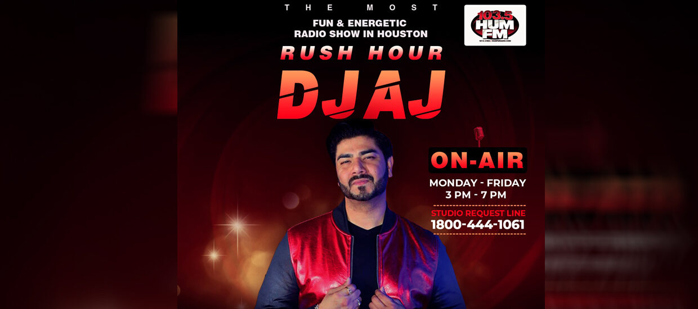 The Rush Hour with DJ AJ