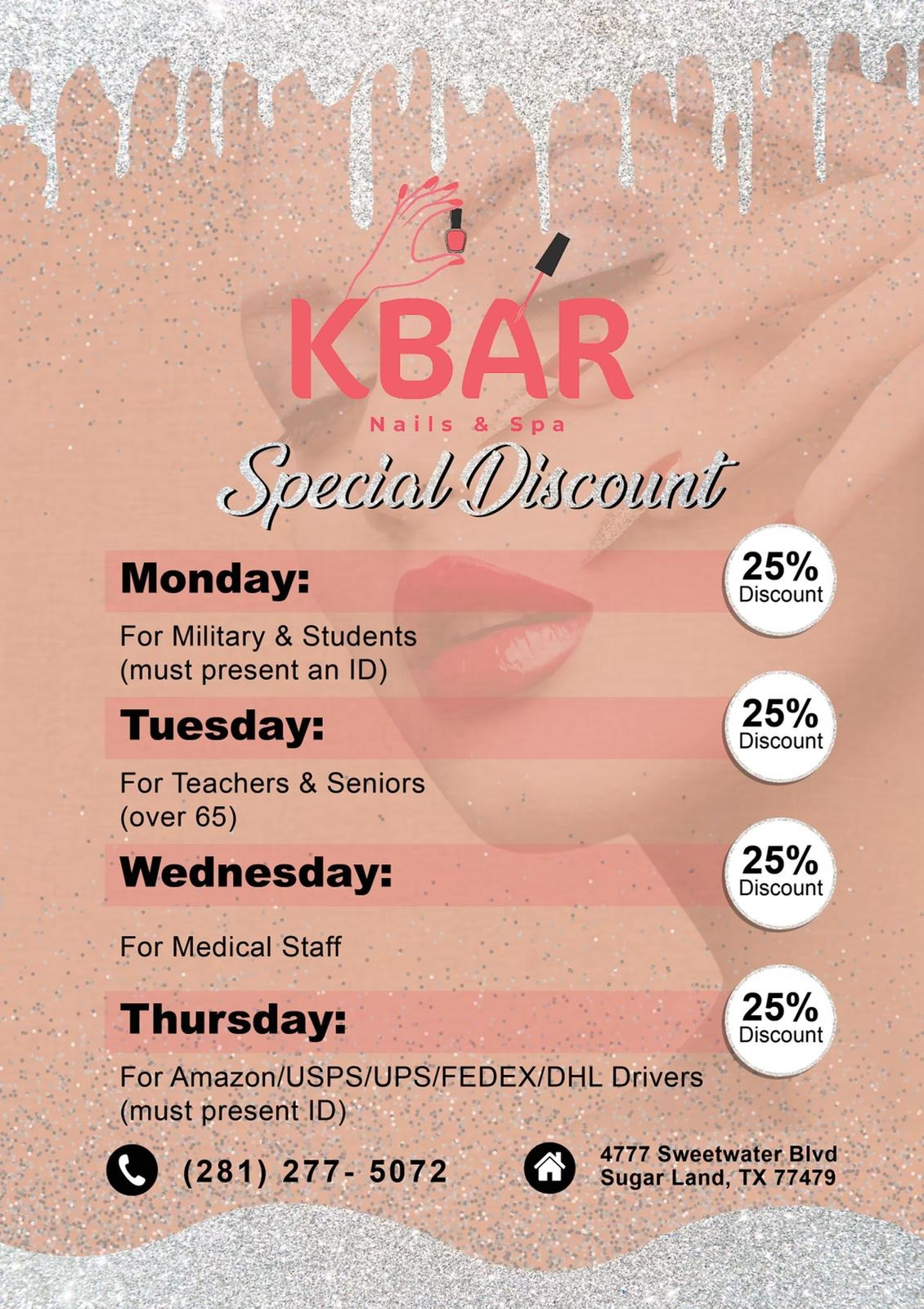 KBar Nails and Spa