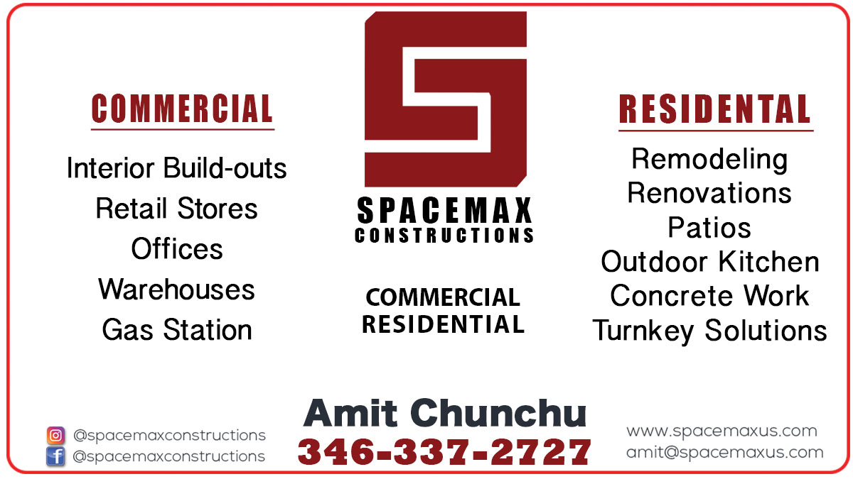 Spacemax Constructions